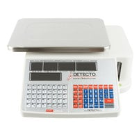 Cardinal Detecto DL1060 60 lb. Digital Price Computing Scale with Printer, Legal for Trade
