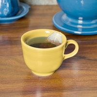 Fiesta Tableware from Steelite International HL452320 Sunflower 7.75 oz. China Cup - 12/Case