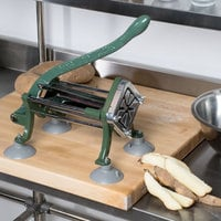 Choice 8 Wedge French Fry Cutter with Suction Feet