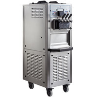 Spaceman 6378H Soft Serve Ice Cream Machine with 2 Hoppers - 208/230V, 1 Phase