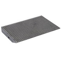 Avantco P7UPRGRV Grooved Top Grill Plate