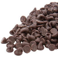 Ghirardelli 25 lb. Semi-Sweet Chocolate 2M Baking Chips