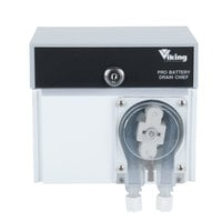 Viking Pro Battery Drain Chief Chemical Pump with SuperTube for Enzyme Dosing