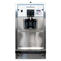 Spaceman 6236AH Soft Serve Ice Cream Machine with Air Pump and 1 Hopper - 208/230V