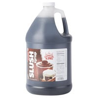 Carnival King 1 Gallon Root Beer Slushy Syrup - 4/Case