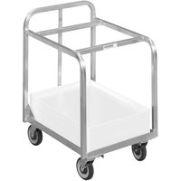 Channel BPT-2TP Bun Pan Truck with Tubular Upper Pan Shelf