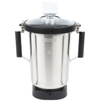 Hamilton Beach 6126-1100S 1 Gallon Stainless Steel Jar with Lid and Blade Assembly