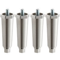 Vulcan COUNTER-ADJLEG 4 inch Adjustable Legs - 4/Set