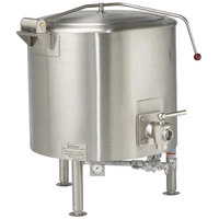 Vulcan ST150 Direct Steam 150 Gallon Fully Jacketed Kettle