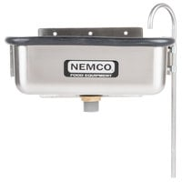 Nemco 77316-13A 12 3/4 inch Ice Cream Dipper Well and Faucet Set