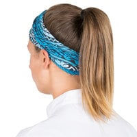 Headsweats Blue Tribal Full Ultra Band Headband