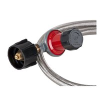 Backyard Pro Weekend Series LP Supply Hose with 30 PSI Regulator