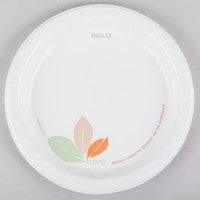 Bare by Solo MP9B-J7234 8 1/2 inch Medium Weight Paper Plate - 500/Case