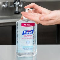 Purell® 3023-12 Advanced 20 oz. Gel Instant Hand Sanitizer