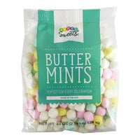 Assorted Pastel Buttermints - 2.75 lb.