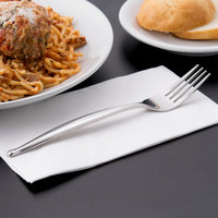 World Tableware 991 027 Esquire 18/8 Extra Heavy Weight Stainless Steel 7 7/8 inch Dinner Fork - 36/Case