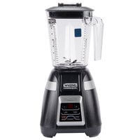 Waring BB340 Blade 48 oz. Bar Blender with Copolyester Container, Electronic Keypad Controls, and Timer - 120V