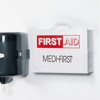 Medique 756ANSI 438 Piece Class B First Aid Kit Cabinet