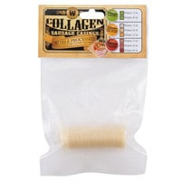 Weston 19-0112-W 33mm Collagen Sausage Casing - Makes 15 lb.