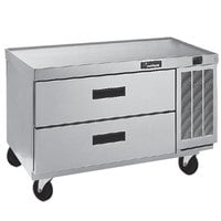Delfield F2936CP 36 inch Two Drawer Refrigerated Chef Base