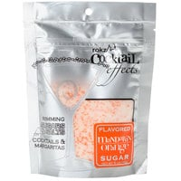 Rokz 5 oz. Orange Cocktail Rimming Sugar