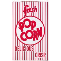 Great Western 11049 .74 oz. Popcorn Box - 500/Case