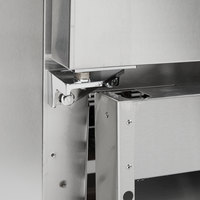 Avantco 178AKITFR Field Reversible Hinge Kit