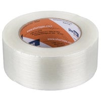 Shurtape General Purpose Fiberglass Reinforced Strapping Tape 2 inch x 60 Yards (48mm x 55m)