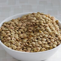 Regal Organic Dried Green Lentils - 5 lb.