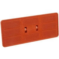 3M 6472 Doodlebug 9 inch x 3 3/4 inch Orange Pad Holder