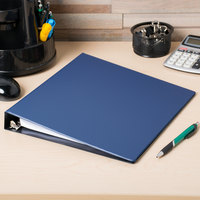 Avery 27251 Blue Durable Non-View Binder with 1 inch Slant Rings