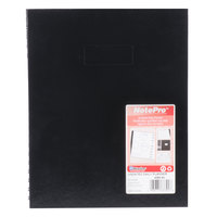 Rediform A30C81 NotePro 11 inch x 8 1/2 inch Undated Daily Planner - 100 Sheets