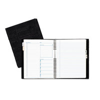 Rediform A29C81 NotePro 9 1/4 inch x 7 1/4 inch Undated Daily Planner - 192 Sheets