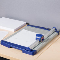 X-Acto 26455 11 inch x 15 inch 10 Sheet Rotary Paper Trimmer with Metal Base