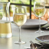 Acopa Select Flora 12 oz. Wine Glass - 12/Case