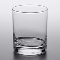 Acopa Straight Up 10 oz. Rocks / Old Fashioned Glass - 12/Case