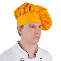 Intedge 13 inch Gold Chef Hat