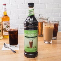 Monin 1 Liter Cold Brew Coffee Concentrate