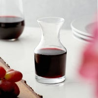 Acopa 8.5 oz. Glass Carafe - 12/Case