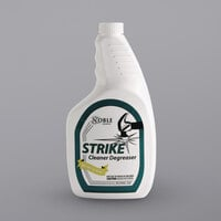 Noble Chemical 1 qt. / 32 oz. Strike All Purpose Cleaner / Degreaser