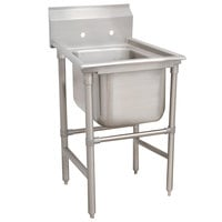 Advance Tabco 94-21-20 Spec Line One Compartment Pot Sink - 29 inch