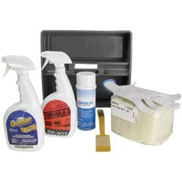 Meat Slicer Safety Cleaning Kit