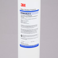 3M Water Filtration Products 5631710 18 11/16 inch Retrofit Sediment, Cyst, Chlorine Taste and Odor Reduction Cartridge with Scale Inhibition - 0.5 Micron, 1.67 GPM