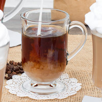 Libbey 5304 10.5 oz. Irish Glass Coffee Mug - 12/Case