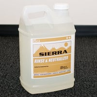 Sierra by Noble Chemical 2.5 gallon / 320 oz. Carpet Rinse & Chemical Neutralizer - 2/Case