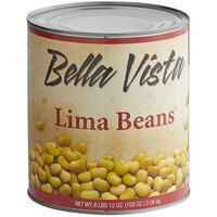Bella Vista #10 Can Lima Beans