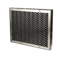 Flame Gard 151620 16 inch x 20 inch Baffle with Filter Spark Arrestor