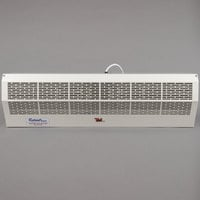Curtron AP-2-36-1-PC Air-Pro White Powder Coated Air Curtain - 120V