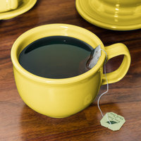 Fiesta Tableware from Steelite International HL149320 Sunflower 18 oz. Jumbo China Cup - 12/Case