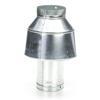 Bakers Pride R3002Y Flue Diverter